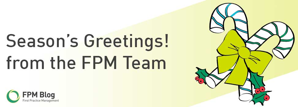 Season's greetings from First Practice Management!