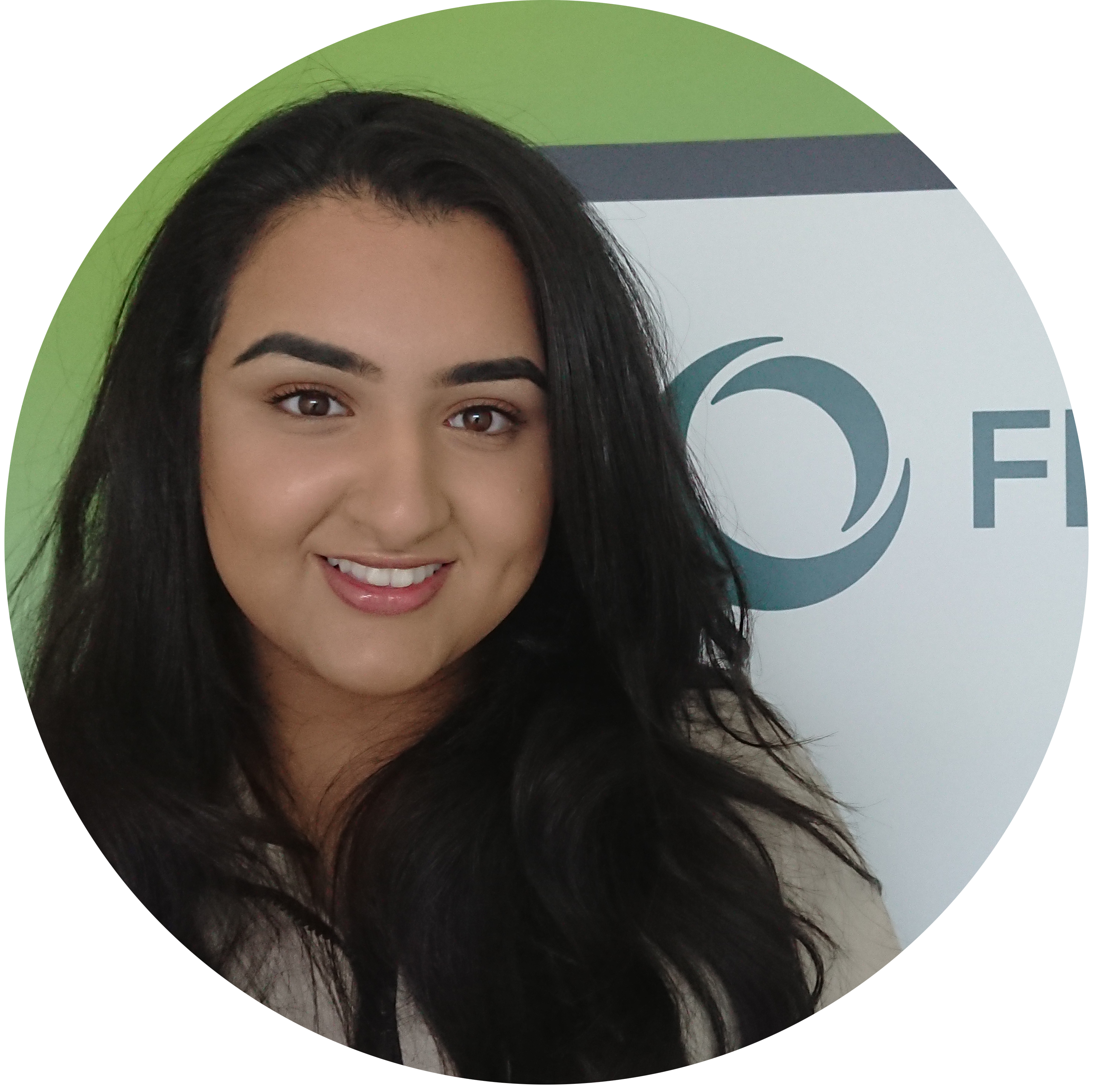 Simran Digpal - Business Support Administrator